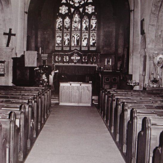 St Lawrence Church | Mickleton Community Archive