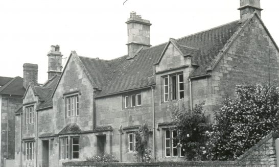 Chestnut Cottages - a history