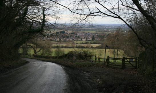 Mickleton from Baker's Hill