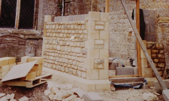 Church Building work