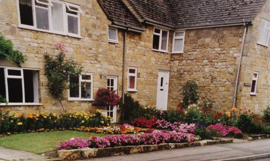 Tudor Cottages, High Street