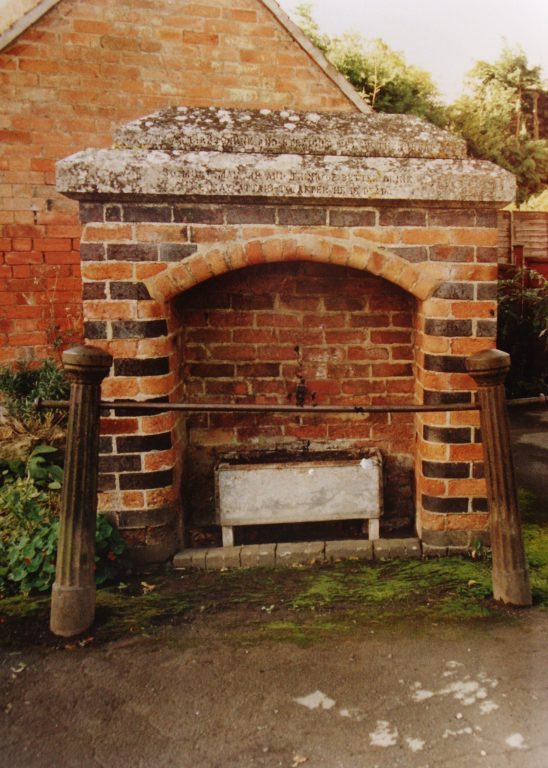 Stand Pipe | Mickleton Community Archive