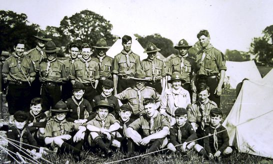 1st Mickleton Scout Troop