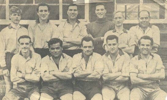 Mickleton Rovers Football Team