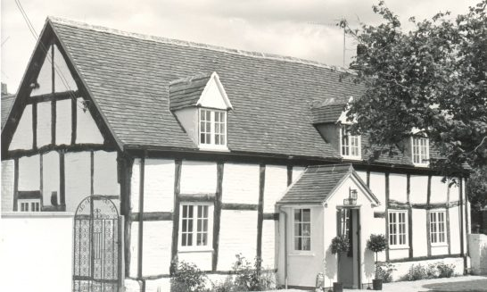 Garden Cottage (formerly Big Garden) - a history