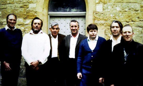 Bellringers - Silver Jubilee, 1977