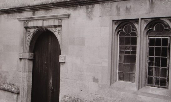 South Door, St Lawrence Church