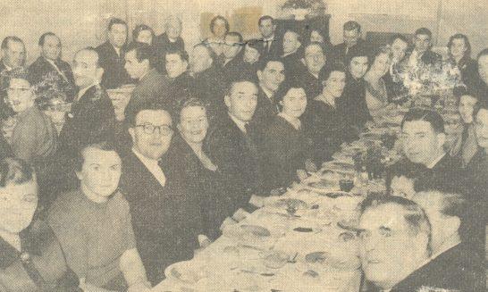 Mickleton Cricket Club Dinner