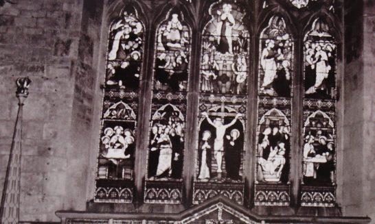 St Lawrence Church East Window