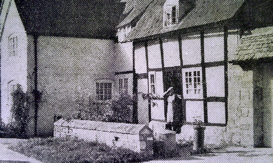April Cottage in Church Lane