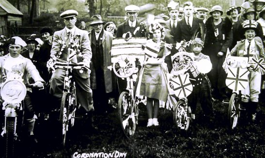 Coronation Day celebrations, 1937