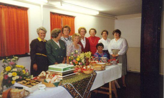 Mickleton W.I. Celebrates 75 Years
