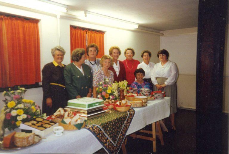 Mickleton W.I. Celebrates 75 Years | Mickleton Community Archive