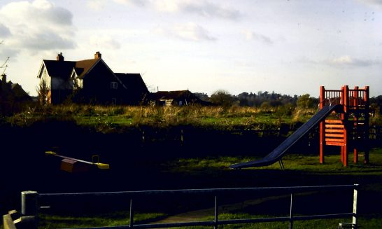 Junior Playing Field, 1988