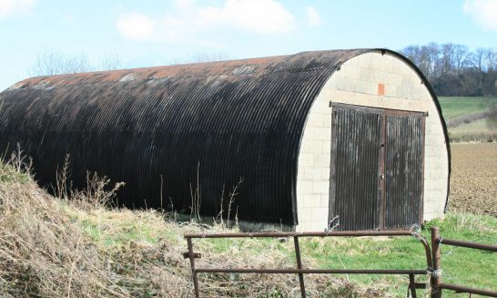 Shed on the Campden Road