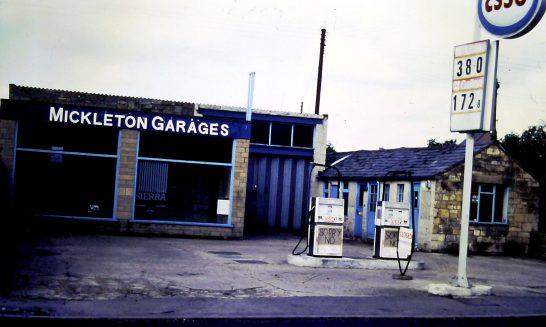 Mickleton Garage - Peter Smith