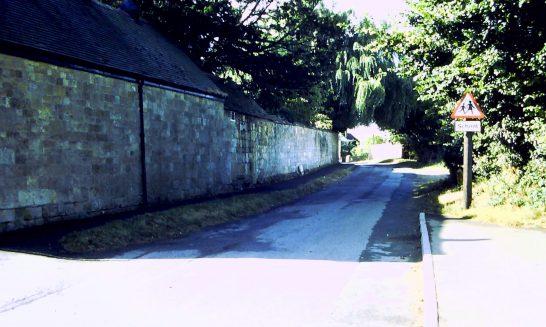 Back Lane: 1991