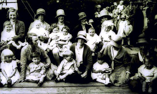 Baby Show, 1920s