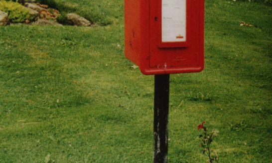 Post Box on Granbrook Lane