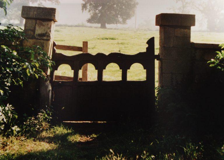 Churchyard Gate   Mickleton Community Archive