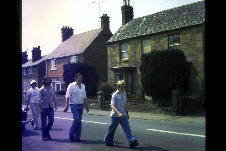 Sponsored walk | Copyright Mickleton Community Archive
