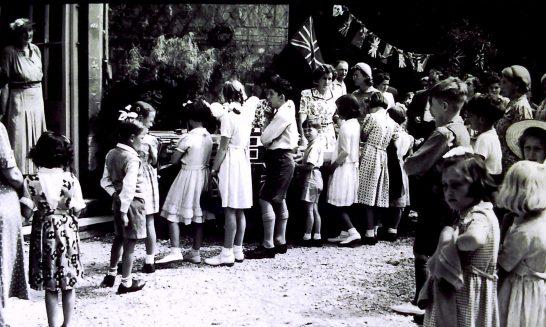 Church Fete, 1953