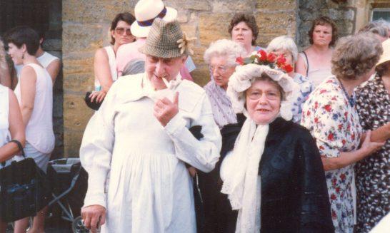 Arthur Grinnall & his wife Betty