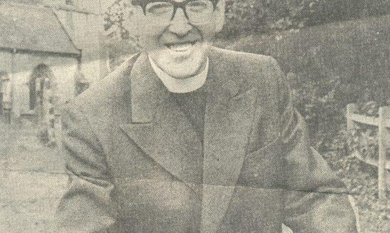 Father E.P. Hammond Retires