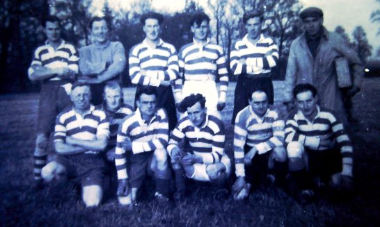 Football Team, date unknown