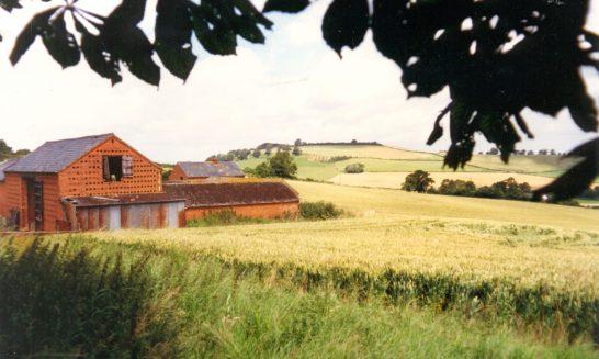 Beggar's Barn: farm buildings