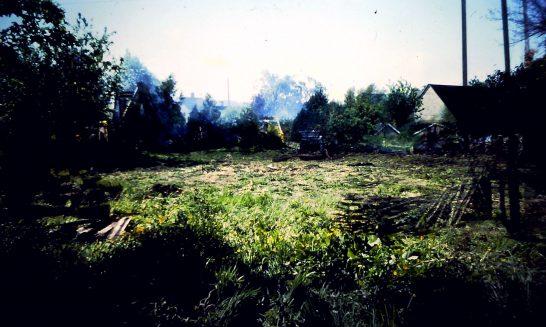 Alveston Grange site, 1988