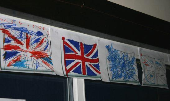 Union Flag Paintings