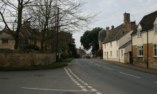 View of the High Street