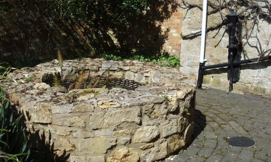 Old Vicarage Well and Pump