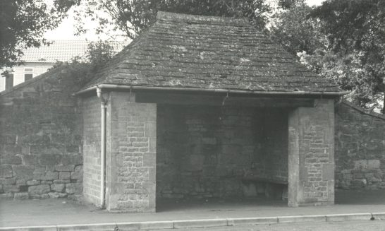 Bus Shelter - a history