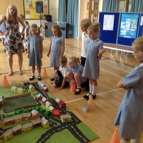 MCA School Project
