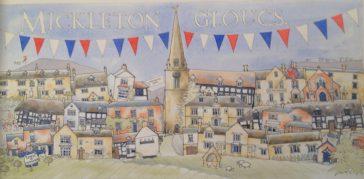 The Village Mural | Keith Phelpstead